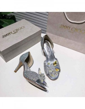 Jimmy Choo High-Heeled Shoes For Women #721013