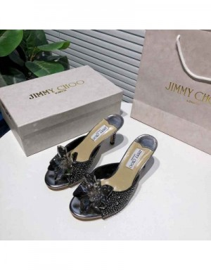 Jimmy Choo High-Heeled Shoes For Women #721019