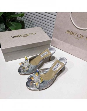Jimmy Choo High-Heeled Shoes For Women #721021
