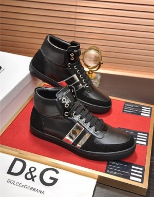 D&G High Top Shoes For Men #723767