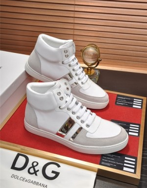 D&G High Top Shoes For Men #723768