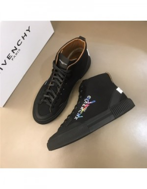 Givenchy High Tops Shoes For Men #731680
