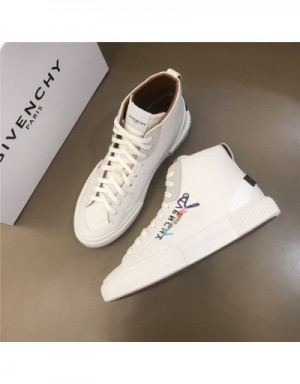 Givenchy High Tops Shoes For Men #731681