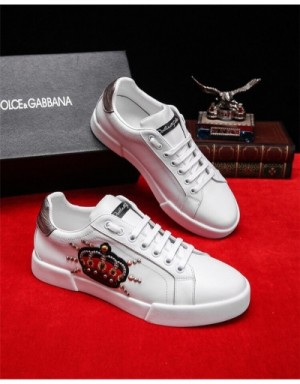 Dolce & Gabbana D&G Casual Shoes For Women #736742