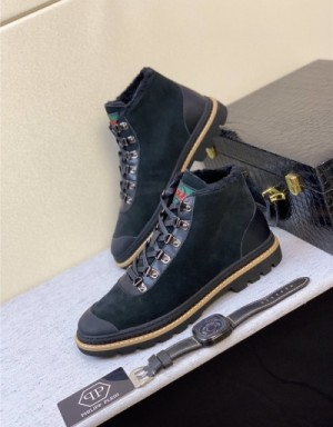 Philipp Plein PP Boots For Men #736906