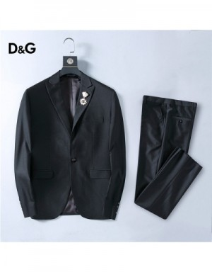 Dolce & Gabbana D&G Two-Piece Suits For Men #738236