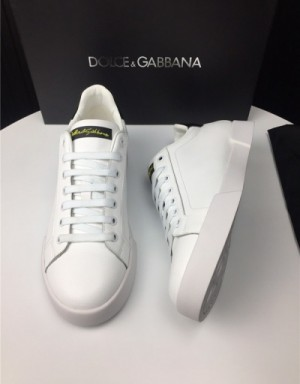 Dolce & Gabbana D&G Casual Shoes For Men #739614