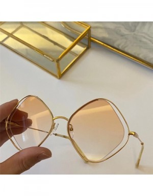 Chloe AAA Quality Sunglasses #746100