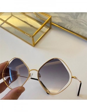 Chloe AAA Quality Sunglasses #746103
