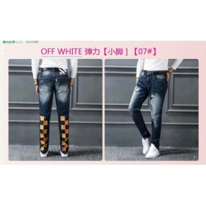 Off-White Jeans Trousers For Men #753941