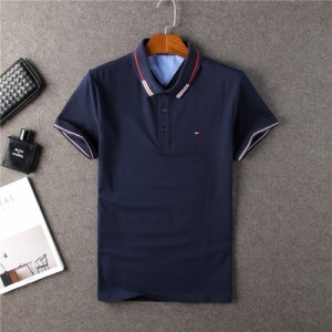 Tommy Hilfiger TH T-Shirts Short Sleeved Polo For Men #755235