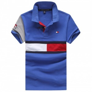 Tommy Hilfiger TH T-Shirts Short Sleeved Polo For Men #756299