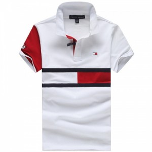 Tommy Hilfiger TH T-Shirts Short Sleeved Polo For Men #756302