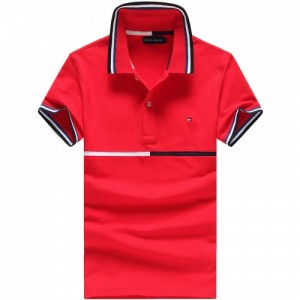 Tommy Hilfiger TH T-Shirts Short Sleeved Polo For Men #756450
