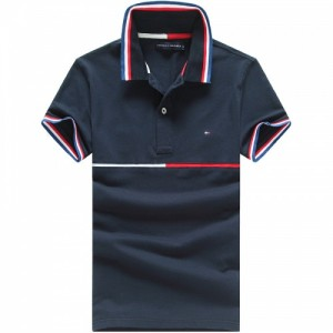 Tommy Hilfiger TH T-Shirts Short Sleeved Polo For Men #756452