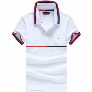 Tommy Hilfiger TH T-Shirts Short Sleeved Polo For Men #756453