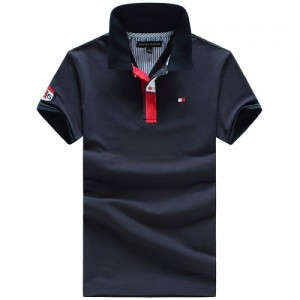 Tommy Hilfiger TH T-Shirts Short Sleeved Polo For Men #756457