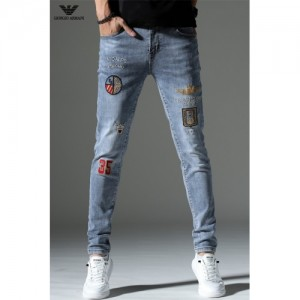 Armani Jeans Trousers For Men #757216