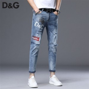 Dolce & Gabbana D&G Jeans Trousers For Men #757232