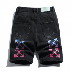 Off-White Jeans Shorts For Men #759375