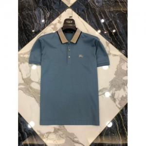 Burberry T-Shirts Short Sleeved Polo For Men #761209