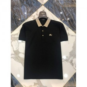Burberry T-Shirts Short Sleeved Polo For Men #761210