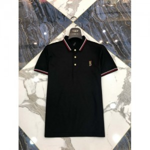 Burberry T-Shirts Short Sleeved Polo For Men #761213