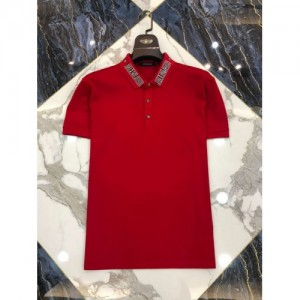 Versace T-Shirts Short Sleeved Polo For Men #761231