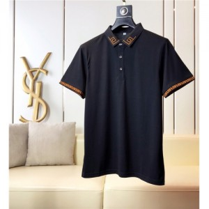 Versace T-Shirts Short Sleeved Polo For Men #761460