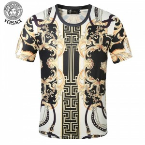 Versace T-Shirts Short Sleeved O-Neck For Men #761472