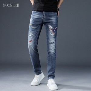 Moncler Jeans Trousers For Men #761491