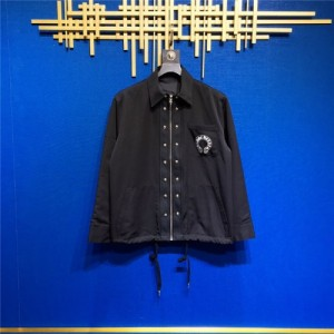 Chrome Hearts Jackets Long Sleeved Zipper For Men #761889