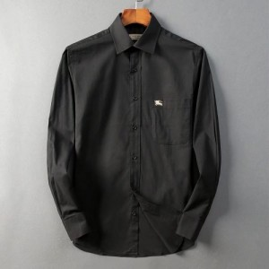 Burberry Shirts Long Sleeved Polo For Men #762390