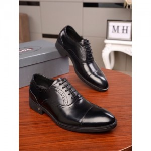 Prada Leather Shoes For Men #762991