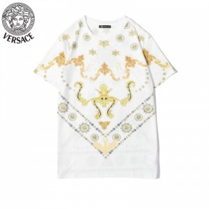 Versace T-Shirts Short Sleeved O-Neck For Men #763149