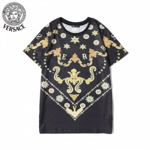 Versace T-Shirts Short Sleeved O-Neck For Men #763150
