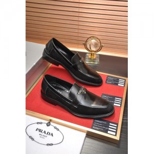 Prada Leather Shoes For Men #763604