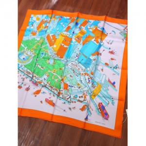 Hermes Quality A Scarves For Women #764039