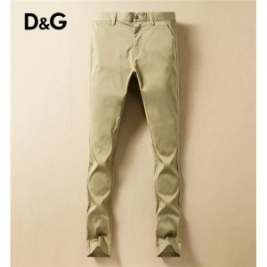 Dolce & Gabbana D&G Pants Trousers For Men #767579