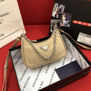 Prada AAA Quality Messeger Bags For Women #768334
