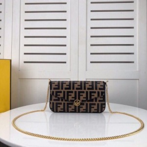 Fendi AAA Quality Messenger Bags For Women #769182
