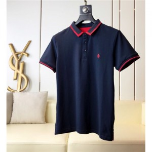 Hermes T-Shirts Short Sleeved Polo For Men #769862