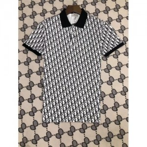 Christian Dior T-Shirts Short Sleeved Polo For Men #770038