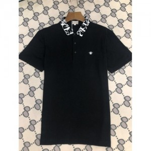 Christian Dior T-Shirts Short Sleeved Polo For Men #770042