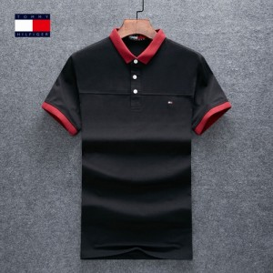 Thom Browne TB T-Shirts Short Sleeved Polo For Men #770624