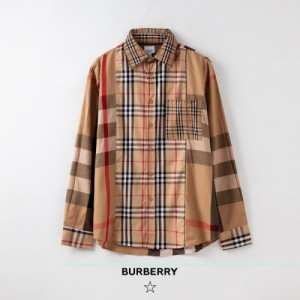 Burberry Shirts Long Sleeved Polo For Women #772382