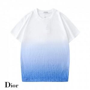 Christian Dior T-Shirts Short Sleeved O-Neck For Women #772412