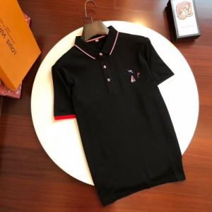 Thom Browne TB T-Shirts Short Sleeved Polo For Men #774398