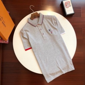 Thom Browne TB T-Shirts Short Sleeved Polo For Men #774400