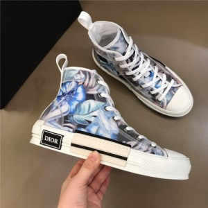 Christian Dior High Tops Shoes For Men #775037